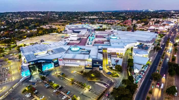 Shopping Malls are a prefect target for Crime. How drones can intervene.