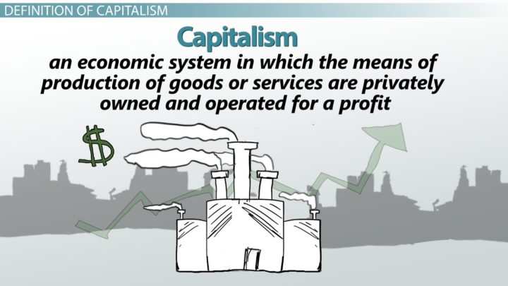 The Capitalistic System works Poorly without Capital